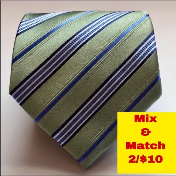 Geoffrey Beene Other - Geoffrey Beene Silk Tie
